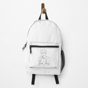 Black and White Oikawa Tooru Design Backpack RB0605 product Offical Anime Backpacks Merch