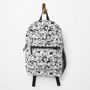 Akaashi Keiji Manga collage  Backpack RB0605 product Offical Anime Backpacks Merch