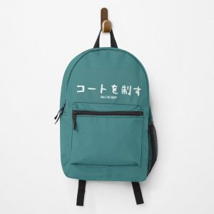 Haikyuu Aoba Johsai Banner Backpack RB0605 product Offical Anime Backpacks Merch