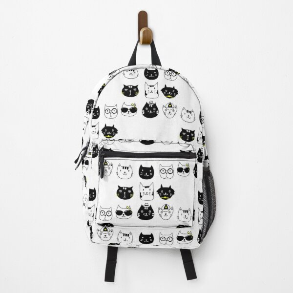 Cat Pack Backpack RB0605 product Offical Anime Backpacks Merch