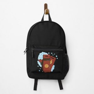 Spirited away bath tokens Backpack RB0605 product Offical Anime Backpacks Merch
