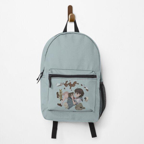 Whisper Of The Heart Shizuoka Tsukishima Backpack RB0605 product Offical Anime Backpacks Merch