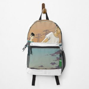 Over the bridge Backpack RB0605 product Offical Anime Backpacks Merch