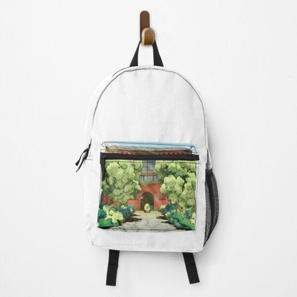 Spirited Away - Entrance Backpack RB0605 product Offical Anime Backpacks Merch