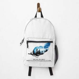 blue leaf Backpack RB0605 product Offical Anime Backpacks Merch