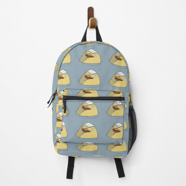 good duck Backpack RB0605 product Offical Anime Backpacks Merch