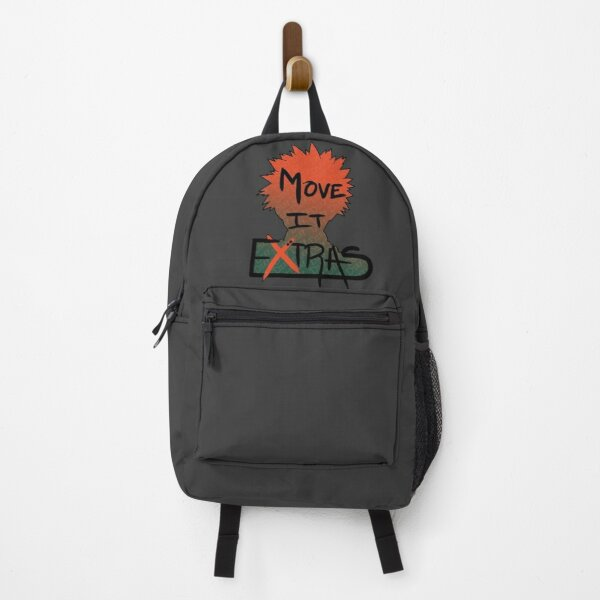 Move It Extras Backpack RB0605 product Offical Anime Backpacks Merch