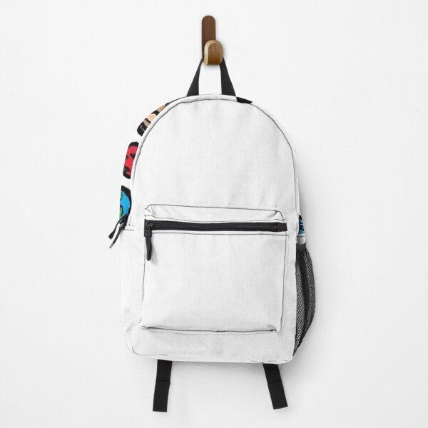 pocky,lebensmittel,toter,ghibli,studio ghibli,mädchen macht,starbucks,tumblrish Backpack RB0605 product Offical Anime Backpacks Merch