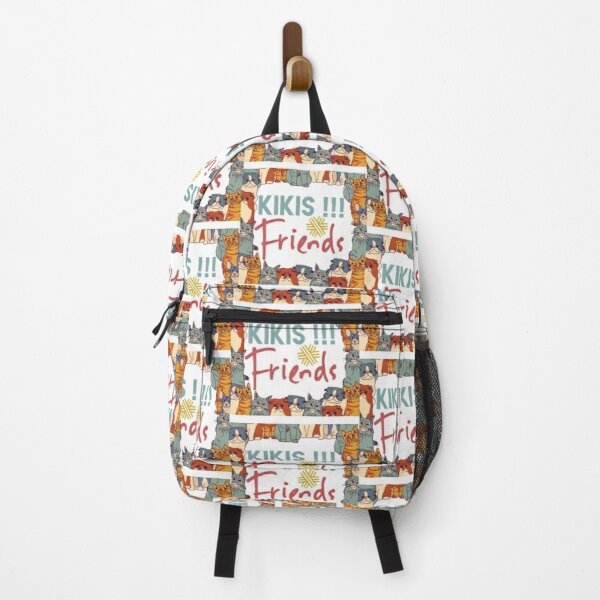 Cats Backpack RB0605 product Offical Anime Backpacks Merch
