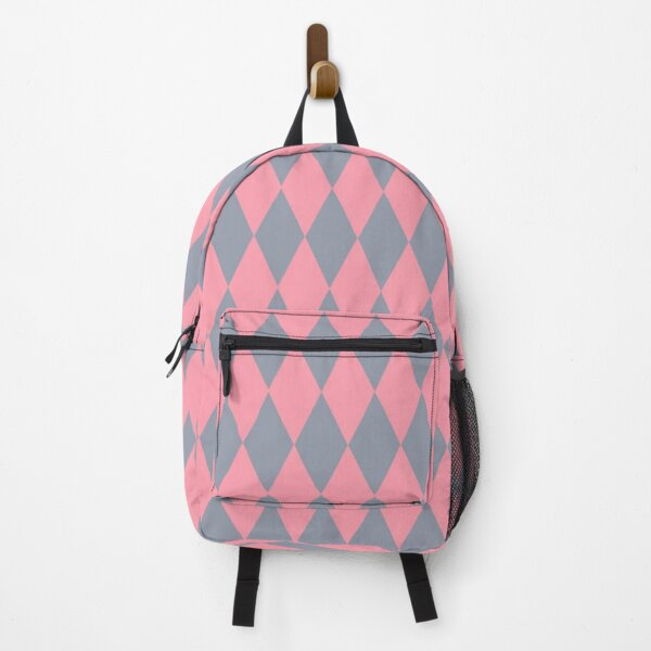 Wizard Diamonds - Pink Backpack RB0605 product Offical Anime Backpacks Merch