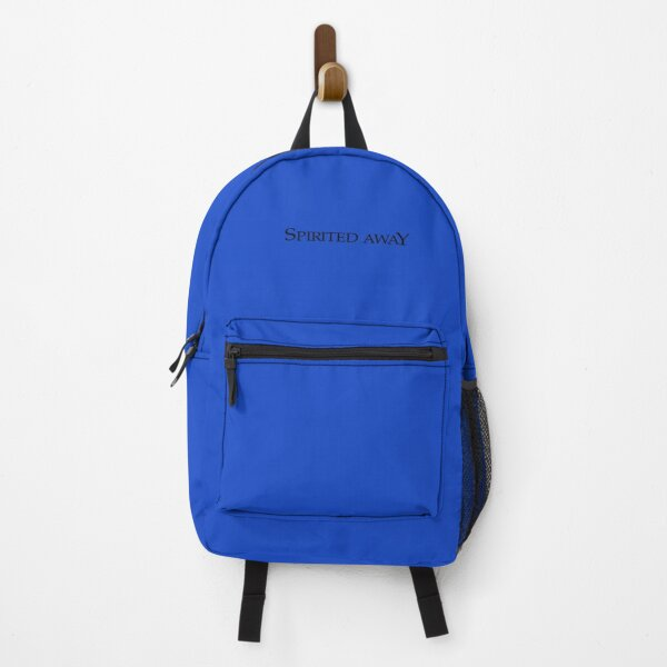 Spirited Away Backpack RB0605 product Offical Anime Backpacks Merch
