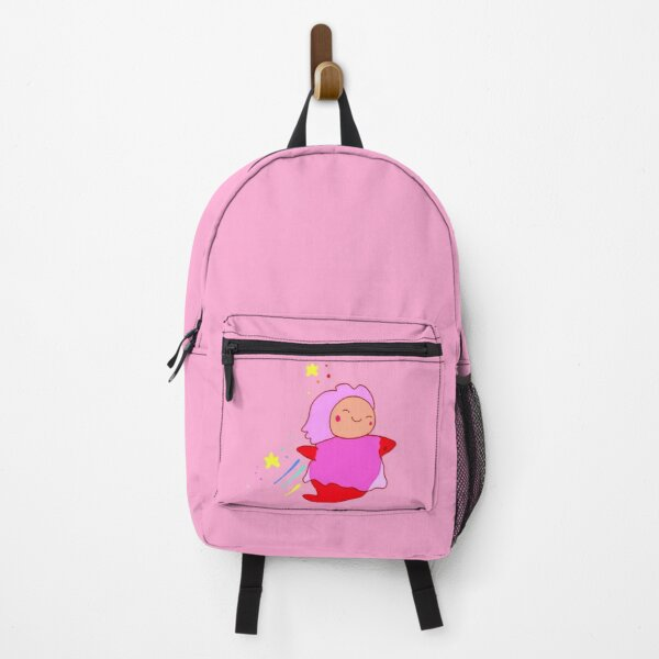 Magic Stars and Sparkles, Little Fishy in the Sea, Rainbow Mermaid Backpack RB0605 product Offical Anime Backpacks Merch