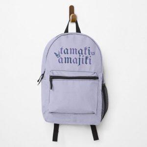 tamaki n butterflies; mha tamaki amajiki Backpack RB0605 product Offical Anime Backpacks Merch