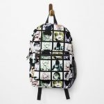 My Hero Academia Manga Design - Colored Backpack RB0605 product Offical Anime Backpacks Merch