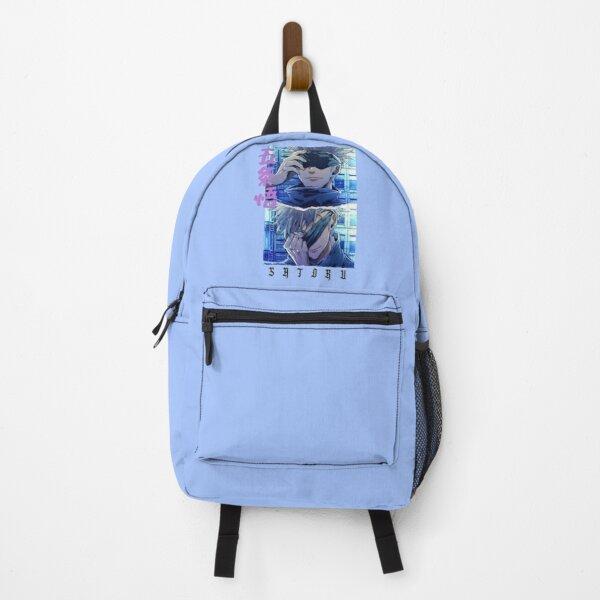 Satoru Gojo -Best gift for otaku- Backpack RB0605 product Offical Anime Backpacks Merch
