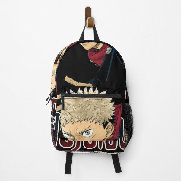 Yuji Itadori- Jujutsu Kaisen Backpack RB0605 product Offical Anime Backpacks Merch