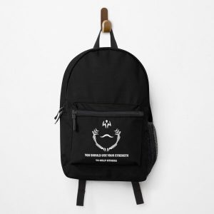 jujutsu kaisen quote symbole Backpack RB0605 product Offical Anime Backpacks Merch