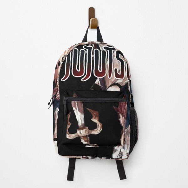Sukuna- Jujutsu Kaisen Character Backpack RB0605 product Offical Anime Backpacks Merch