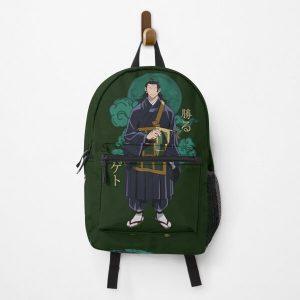 Suguru Geto - Jujutsu Kaisen Backpack RB0605 product Offical Anime Backpacks Merch