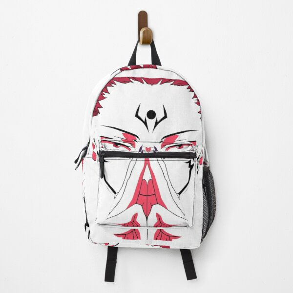 Funny  itadori Cursed demon - Funny jujutsu kaisen characters  Backpack RB0605 product Offical Anime Backpacks Merch