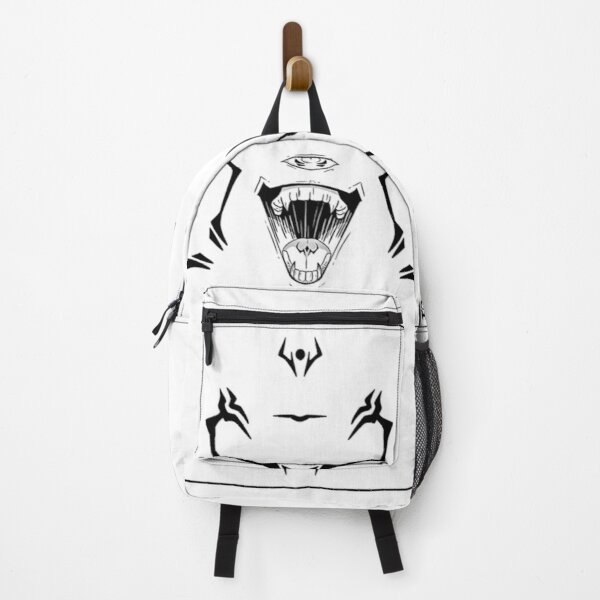 Sukuna Ryomen - smile - Tato - Jujutsu kaisen Backpack RB0605 product Offical Anime Backpacks Merch