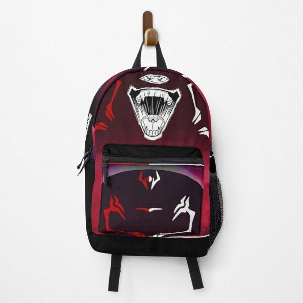 Sukuna Ryomen Tato smile - Jujutsu kaisen Backpack RB0605 product Offical Anime Backpacks Merch