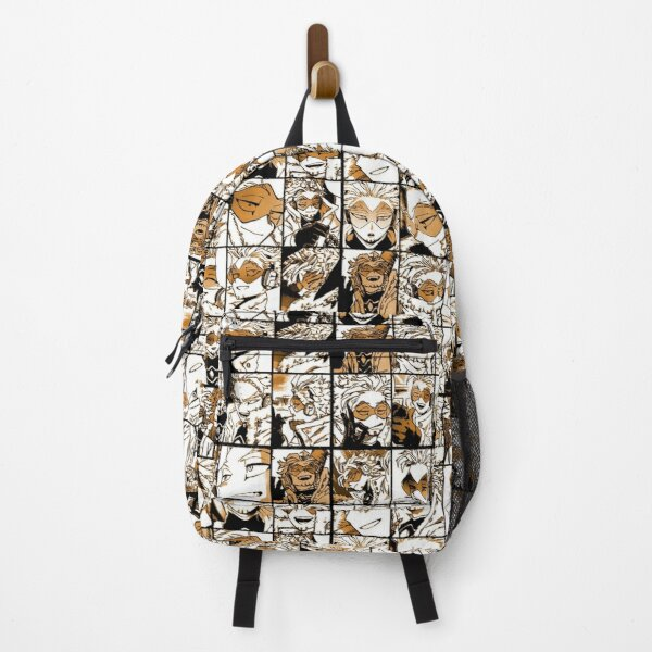 Hawks - manga color version Backpack RB0605 product Offical Anime Backpacks Merch