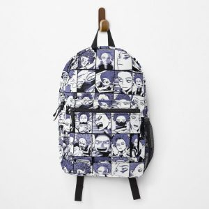 Shinso Collage color version Backpack RB0605 product Offical Anime Backpacks Merch