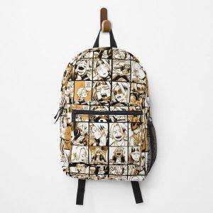 BNHA Kaminari Denki collage Backpack RB0605 product Offical Anime Backpacks Merch