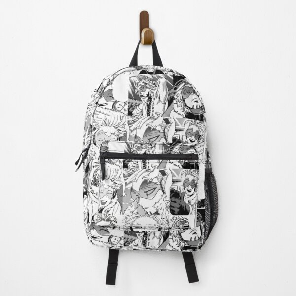 BNHA/MHA - Hawks Keigo Takami Backpack RB0605 product Offical Anime Backpacks Merch