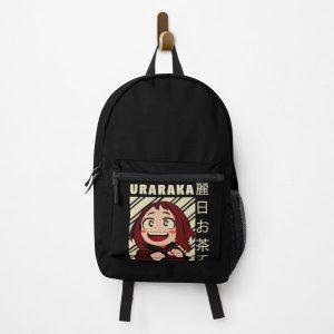 Uraraka ochako - Vintage Art Backpack RB0605 product Offical Anime Backpacks Merch