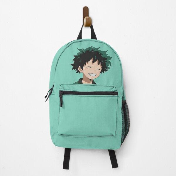 Deku Backpack RB0605 product Offical Anime Backpacks Merch