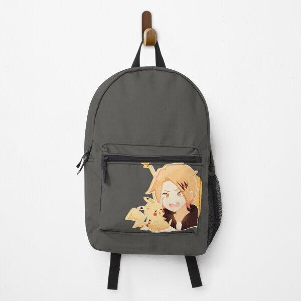 Cute Kaminari!! Backpack RB0605 product Offical Anime Backpacks Merch