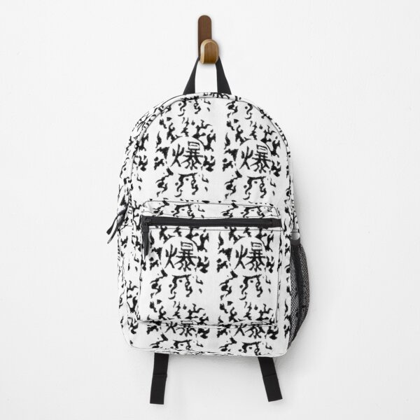 Explosive Tag | Giant Bomb Backpack RB0605 product Offical Anime Backpacks Merch