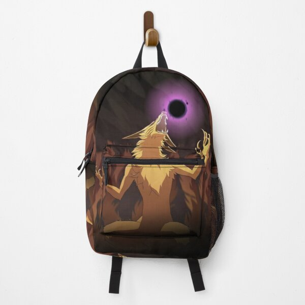 Ninetails Backpack RB0605 product Offical Anime Backpacks Merch