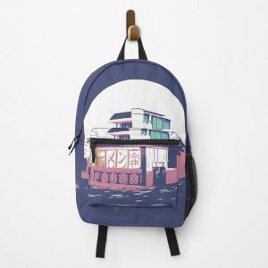 Ichiraku Shop Backpack RB0605 product Offical Anime Backpacks Merch