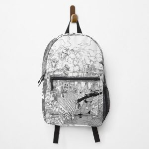 Legend is Back !! Backpack RB0605 product Offical Anime Backpacks Merch