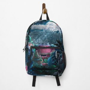 Night Blue Village Backpack RB0605 product Offical Anime Backpacks Merch