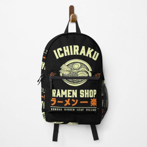 Ichiraku Ramen Shop Backpack RB0605 product Offical Anime Backpacks Merch
