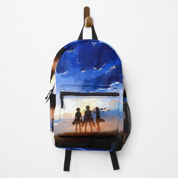 Three Legend Player Backpack RB0605 product Offical Anime Backpacks Merch