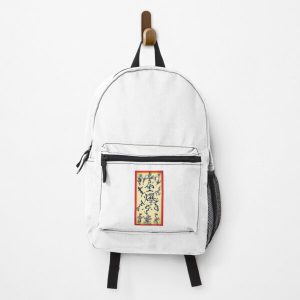 paper bomb  Backpack RB0605 product Offical Anime Backpacks Merch