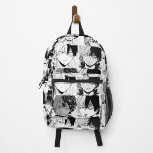BNHA/MHA Shoto Todoroki Backpack RB0605 product Offical Anime Backpacks Merch