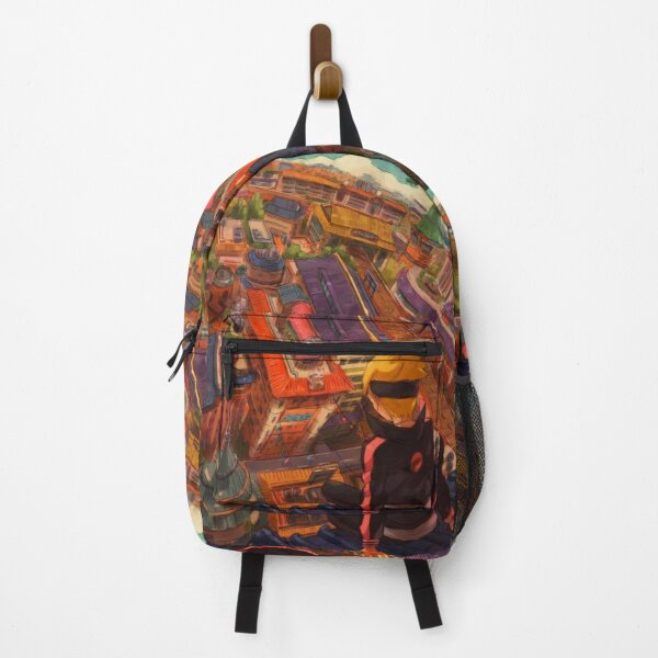View Village Backpack RB0605 product Offical Anime Backpacks Merch