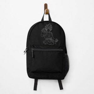Goku Super Saiyan Design No.1 Backpack RB0605 product Offical Anime Backpacks Merch