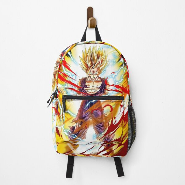look goku strong Backpack RB0605 product Offical Anime Backpacks Merch