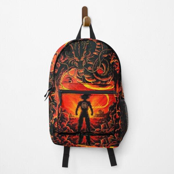 DRAGON BALLS GOKU Backpack RB0605 product Offical Anime Backpacks Merch