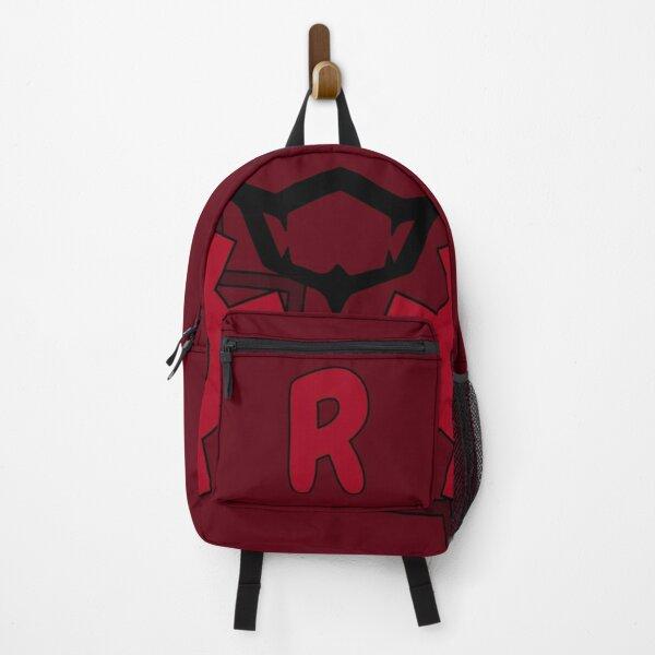 Kirishima Red Riot Bag Backpack RB0605 product Offical Anime Backpacks Merch
