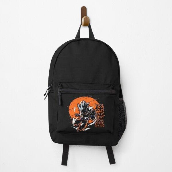 Goku Backpack RB0605 product Offical Anime Backpacks Merch