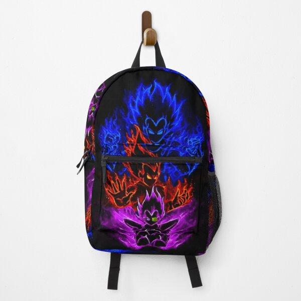 Vegeta Rise Backpack RB0605 product Offical Anime Backpacks Merch