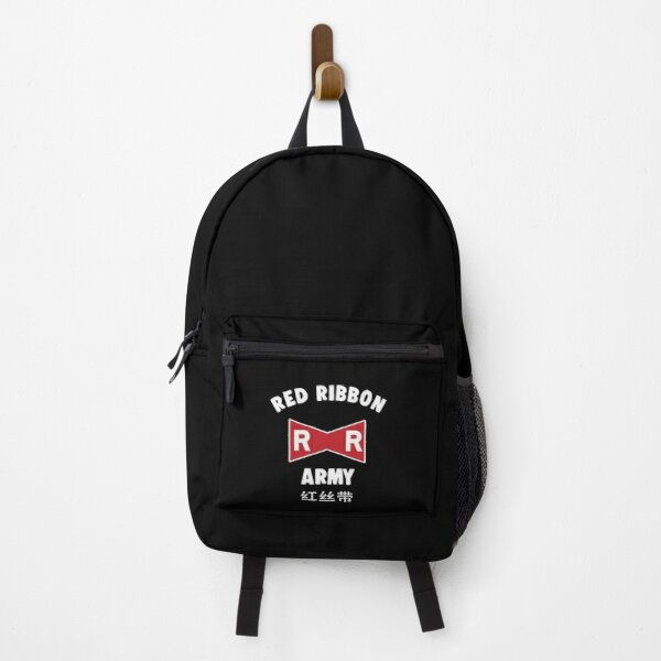 Red Ribbon Army Backpack RB0605 product Offical Anime Backpacks Merch